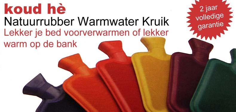 Warmwater Kruik