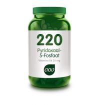 220 Pyridoxaal-5-Fosfaat AOV
