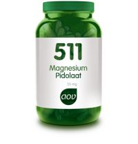 AOV 511 Magnesium Pidolaat 90 capsules