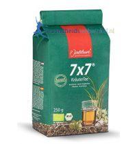 Jentschura 7x7 Kruidenthee Ontzuringsthee 100 gram