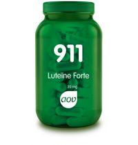 911 Luteine forte 20 mg AOV gezondheidswebwinkel