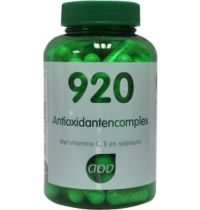 920 Antioxidantencomplex AOV gezondheidswebwinkel