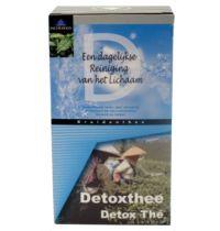 Jacob Hooy Detox Theezakjes 50 stuks