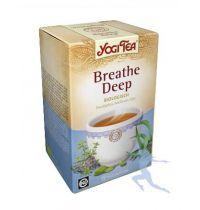 Yogi Tea Breathe Deep 17 builtjes
