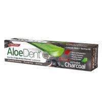 Aloe Dent tandpasta charcoal 100 ml