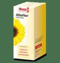 Altheafleur hoestsiroop Bloem gezondeheidswebwinkel