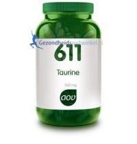 AOV 611 Taurine 500 mg gezondheidswebwinkel