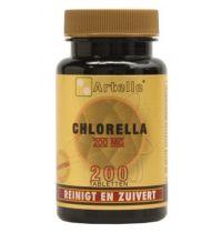 Artelle Chlorella 200 mg 200 tabletten