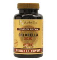 Artelle Chlorella 200 mg 600 tabletten