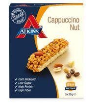 Atkins Day Break Cappucino Nut Repen gezondheidswebwinkel