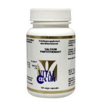 B5 Calciumpantothenaat 200 Mg Vital Cell Life gezondheidswebwinkel