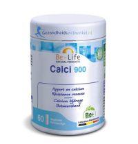 Be Life Calci 900 Calcium 60 softgels gezondheidswebwinkel.nl