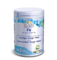Be Life Fe - Nut IJzer 97-13 60 softgels gezondheidswebwinkel.nl