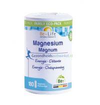 Be Life Magnesium magnum 180 softgels gezondheidswebwinkel.nl