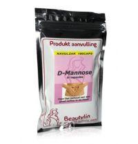 Beautylin D Mannose 180 capsules gezondheidswebwinkel