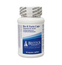 Biotics Bio K forte 60 capsules Gezondheidswebwinkel