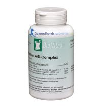 Biovitaal Vitamine A D Complex 200 vegicapsules gezondheidswebwinkel.nl