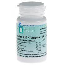 Biovitaal Vitamine B12+ Complex gezondheidswebwinkel