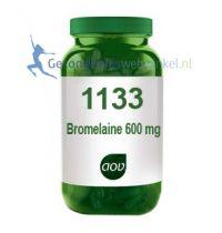 Bromelaine 600 mg aov gezondheidswebwinkel
