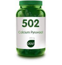 Calcium pyruvaat 500 mg 502 gezondheidswebwinkel
