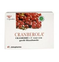 Cranberola Cranberry + C 60 capsules
