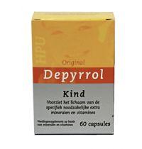 Depyrrol Kind 60 capsules gezondheidswebwinkel