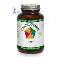Ijzer 30 mg Essential Organics gezondheidswebwinkel