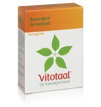 Vitotaal Fenegriek 45 capsules