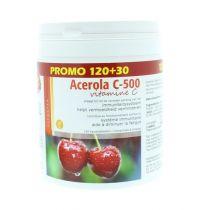 Fytostar Acerola vitamine C 500 150 kauwtabletten gezondheidswebwinkel
