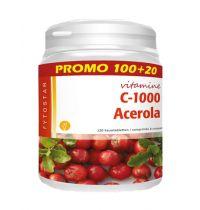 Fytostar Acerola vitamine C maxi 120 zuigtabletten gezondheidswebwinkel
