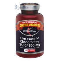 Glucosamine Chondroïtine Voordeelverpakking Gezondheidswebwinkel