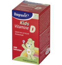 Kids Vitamine D Dagravit gezondheidswebwinkel
