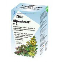 Kruidenthee 8 Alpenkraft Salus gezondheidswebwinkel