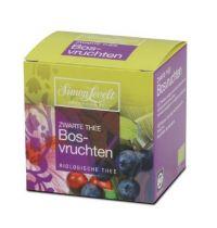 Levelt Bosvruchten wild fruit 10 theezakjes gezondheidswebwinkel