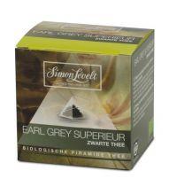 Levelt Piramide earl grey superior 10 theezakjes gezondheidswebwinkel