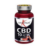 Lucovitaal CBD 10 mg 90 capsules gezondheidswebwinkel