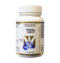 Mangaan L-Arginine Complex Vital Cell Life Gezondheidswebwinkel