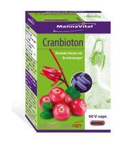 Mannavital Cranbioton 60 capsules gezondheidswebwinkel