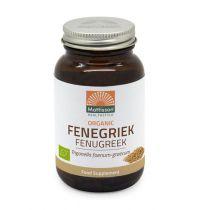 Mattisson Fenegriek bio 120 Vegi capsules gezondheidswebwinkel