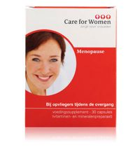 Care For Women Menopauze 30 capsules
