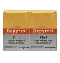 Depyrrol Kind Duoverpakking 120 capsules
