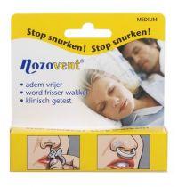 Nozovent Snurkers gezondheidswebwinkel