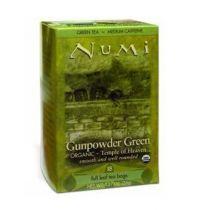 Numi Green tea heaven gunpowder gezondheidswebwinkel
