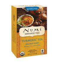Numi Organic Tea Turmeric tea golden tonic gezondheidswebwinkel