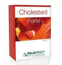 Nutrisan Cholesteril forte 30 capsules gezondheidswebwinkel