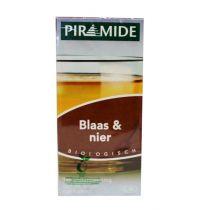 Piramide Blaas en nierkruiden thee eko gezondheidswebwinkel