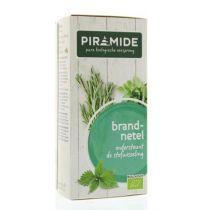 Piramide Brandnetel thee eko 20 theebuiltjes Gezondheidswebwinkel