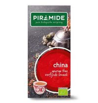 Piramide China looizuurarm thee eko 20 theebuiltjes Gezondheidswebwinkel
