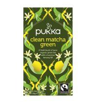 Pukka Clean matcha green gezondheidswebwinkel