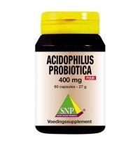 SNP Acidophilus probiotica 400 mg puur gezondheidswebwinkel